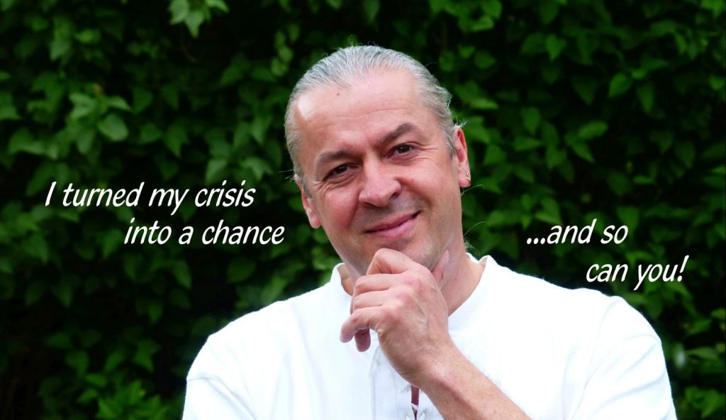 Peter Servatius - Founder of Midlife-Chance